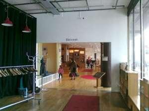 Kulturhuset biblioteket för barn