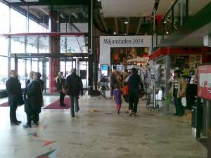 Kulturhuset miljonstaden 2024