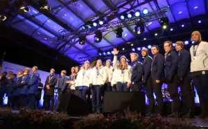 Kungsträdgården OS-hjältarna