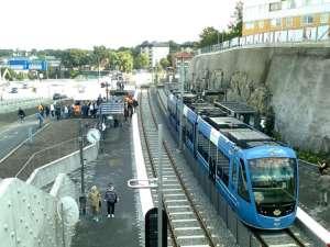 Tvärbanan Solna Station