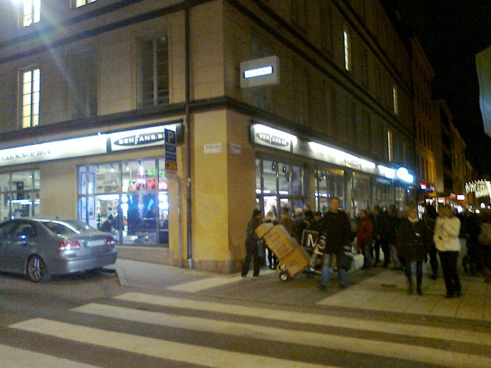 black friday stockholm