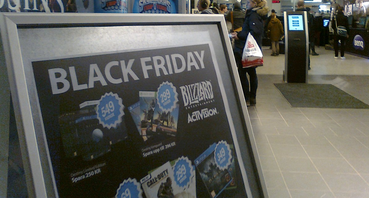 webhallen black friday