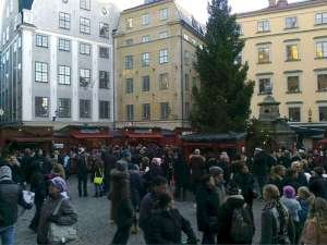 Stortorgets Julmarknad