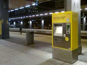 Uppsala C, SL-UL:s biljettautomater