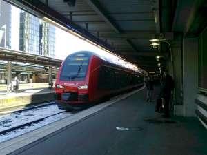 MTR Express startar kl 08:36