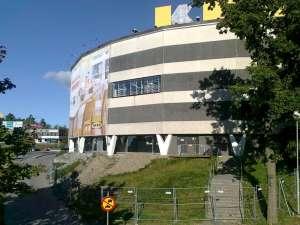 IKEA del av runda huset