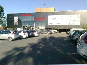 Kungens kurva shoppingcenter