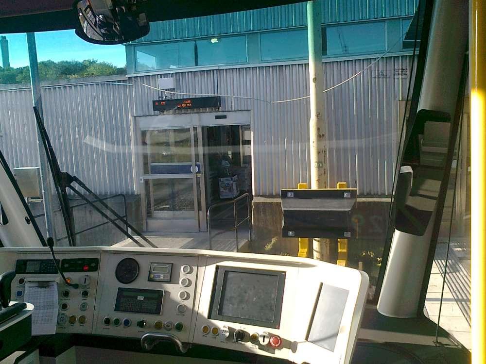 Biljettautomater ska ersatta konduktorerna pa sl tagen