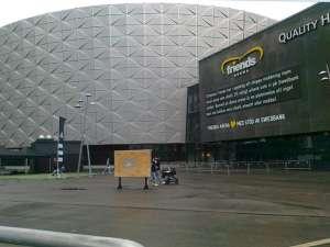 Friends Arena och Stiftelsen Friends