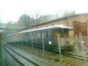 Gammal Roslagsbanevagn