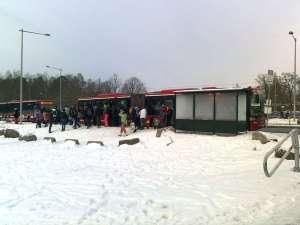 Busshållplats Hellasgården