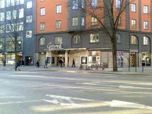 Biograf Grand vid Sveavägen