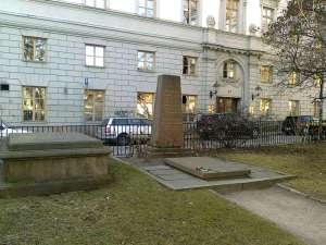 Hjalmar Brantings grav