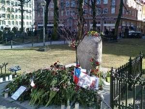 Olof Palmes grav