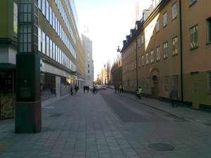 Luntmakargatan norrut