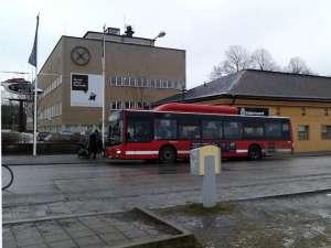 Museiparken vid Djurgårdsbrunnsvägen