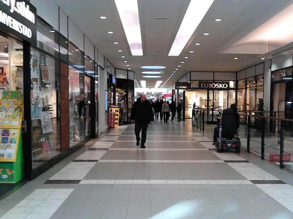 globen shopping affärer