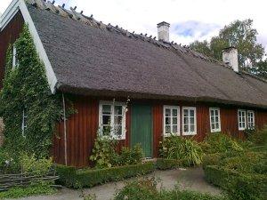 Skåneträdgård