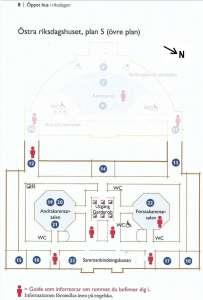 Riksdagshuset ritning