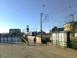 Bron från Riddarholmen mot Centralstation