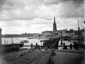 Sammanbindningsbanan 1896