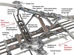 Karta Over Stockholm Centralstation Karta 2020