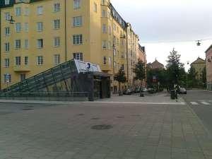 Stockholm Odenplan Vanadisvägen