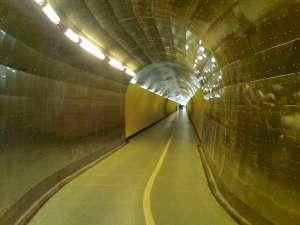 Brunkebergstunneln under Brunkebergsåsen