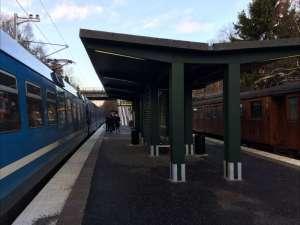Hägernäs tågmöte