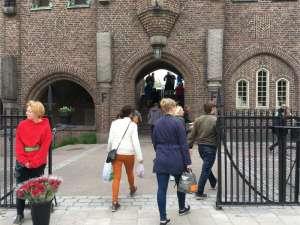 13:55 Stockholm Marathon Stockholms stadion entré F