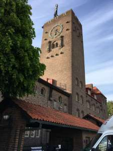 Stockholms stadion Klocktornet